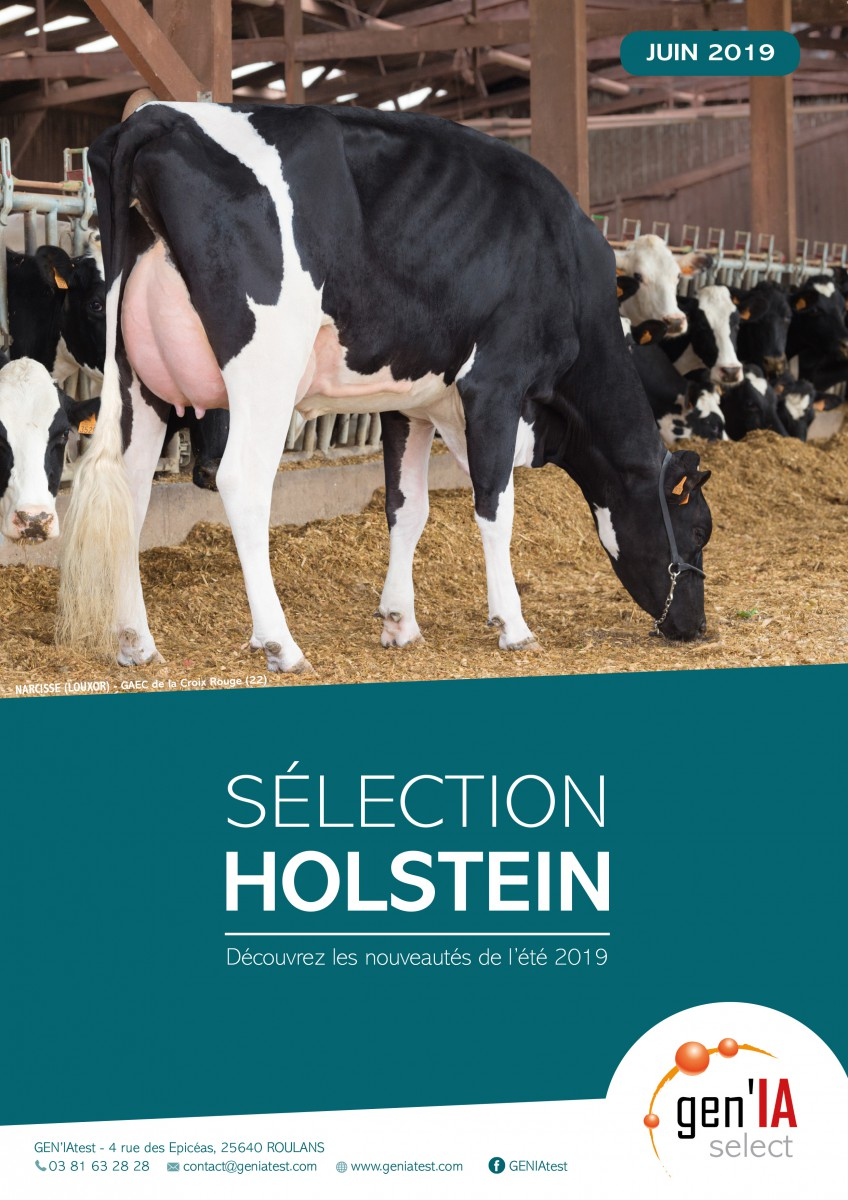 GEN'IAselect Prim'Holstein