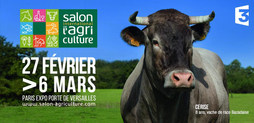 Reduction salon de l 39 agriculture 2014 for Reduction salon de l agriculture